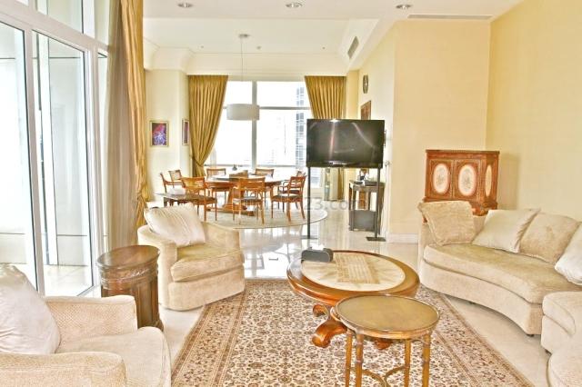 Pacific Place Residence fully furnished di SCBD Jakarta, Sudirman, Jakarta Selatan