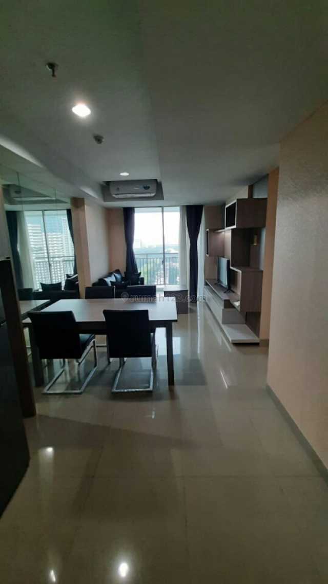 Apartemen 2BR Furnish Springhill Terrace Kemayoran, Kemayoran, Jakarta Pusat