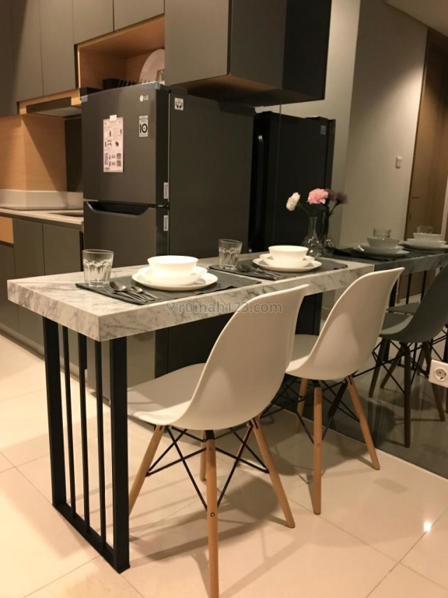Apartment Taman Anggrek Residence Type 2bed FF, Taman Anggrek, Jakarta Barat