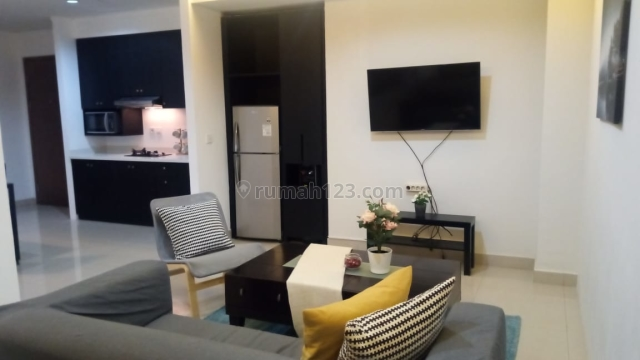 Apartemen Sahid Sudirman 2BR Furnished, Sudirman, Jakarta Selatan