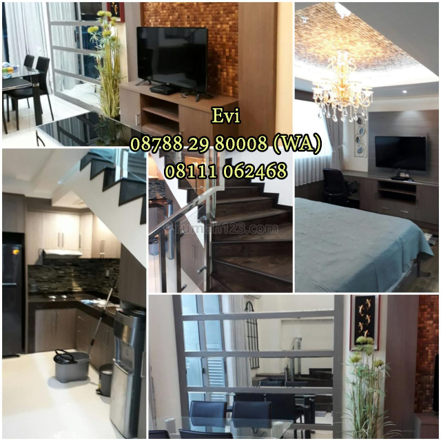 SOHO Central Park Podomoro City Multifungsi Full Furnished, Central Park, Jakarta Barat