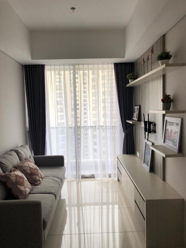 Taman Anggrek Residence 3 BR, New Full Furnished, Harga 90 Juta (Nego), Taman Anggrek, Jakarta Barat