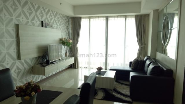 Apartemen St.Moritz New Royal 96m2 Lt.29, Puri Indah, Jakarta Barat