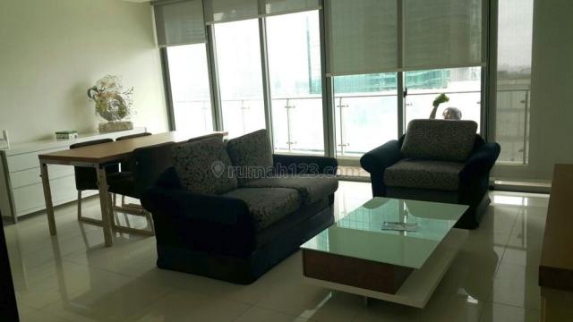 Apartemen St.Moritz Ambassador 136m2 Lt.18, Puri Indah, Jakarta Barat