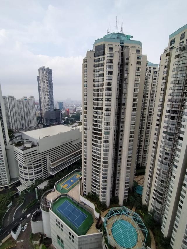 Taman Anggrek Residence 3BR Non Furnished Tower FRAGRANT, Tanjung Duren Selatan, Jakarta Barat