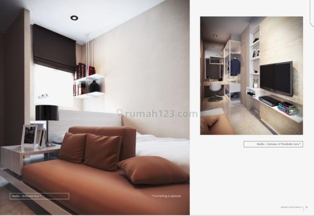 Apartemen mewah di Superblok, Lemah Abang, Bekasi