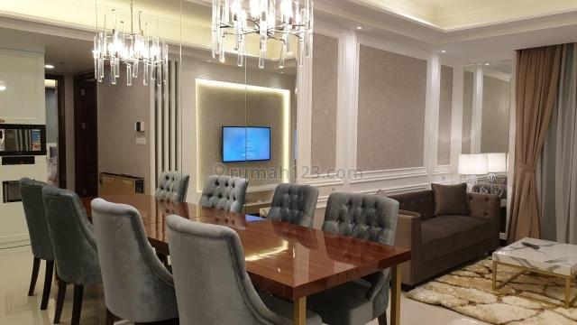 Apartemen 2BR Full Furnished dan Mewah di Kuningan Jakarta Selatan, Cassablanca, Jakarta Selatan