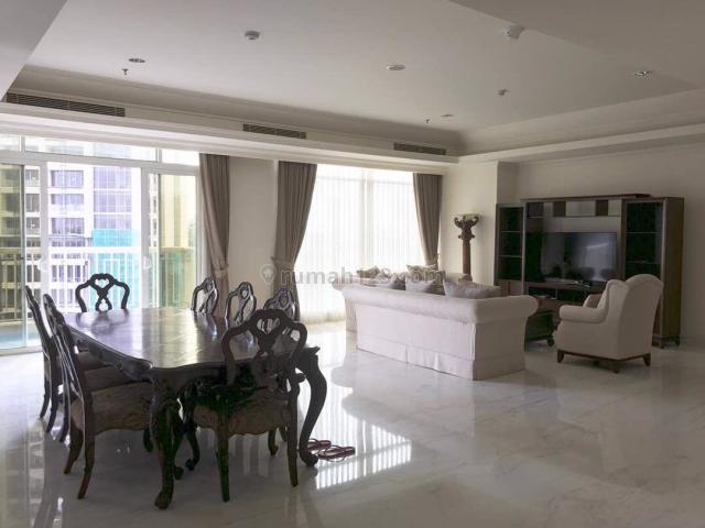 Apartemen Botanica 3bedroom, furnished, good location, Patal Senayan, Jakarta Selatan