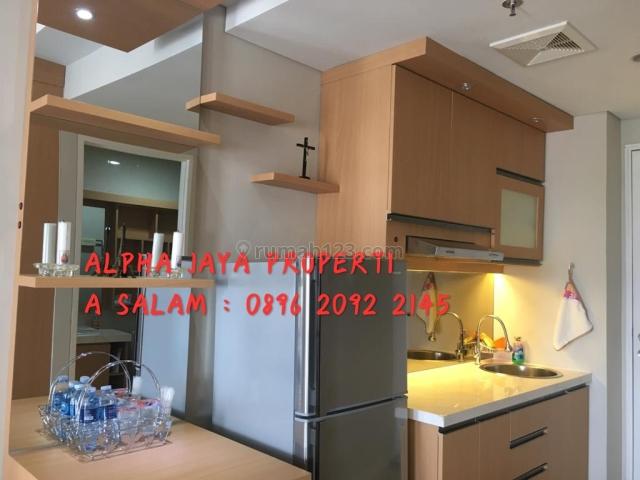 Apartemen MetroPrak Residence Studio Full Furnish Kebon Jeruk, Kebon Jeruk, Jakarta Barat