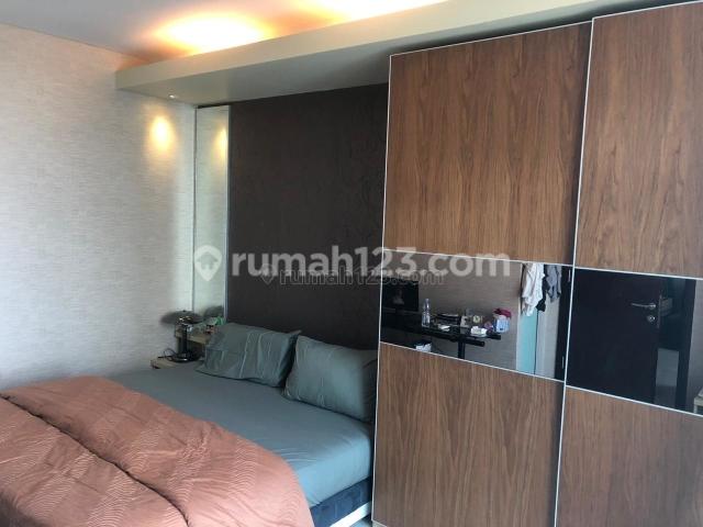 Apartemen Central Park Tower Adeline 1BR Furnsihed LatexFull, Central Park, Jakarta Barat, Central Park, Jakarta Barat