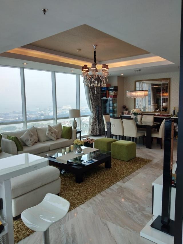 Apartemen Regatta Interior By Cellini, Pantai Mutiara, Jakarta Utara