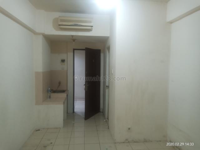 Apartemen Puri Park View Tower A studio lt 2 kosong hdp pool/selatan BU murah, Kebon Jeruk, Jakarta Barat