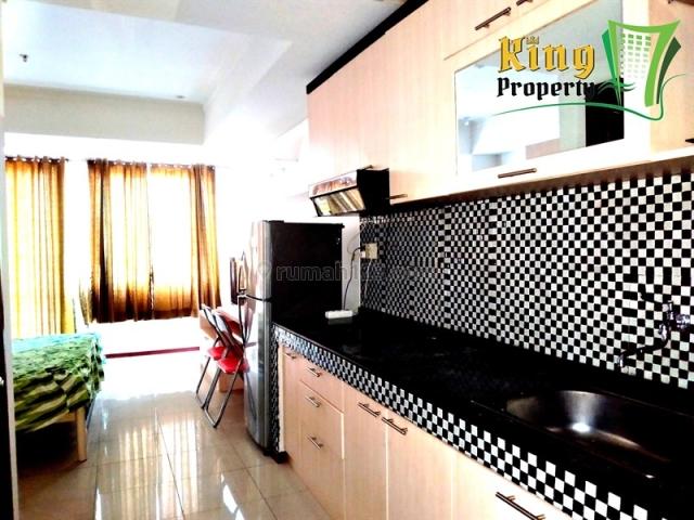 Hot Price! Murah Lengkap Bgs! Studio Furnish Minimalis Royal Medit CP, Tanjung Duren Selatan, Jakarta Barat