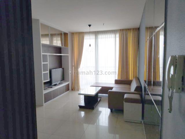 Apartemen Central Park Tower Adeline 2BR Furnished, Central Park, Jakarta Barat