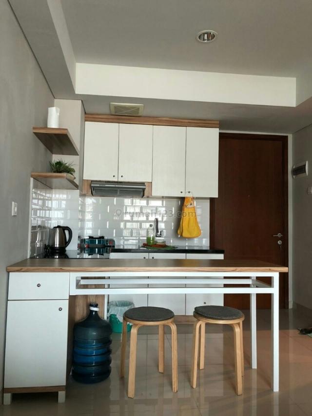 Apartemen Cantik Siap Huni Springhill Terrace Residences Kemayoran, Kemayoran, Jakarta Pusat