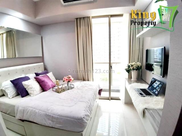 Brand New Design Interior Bgs! Studio Furnish Taman Anggrek Residences, Tanjung Duren Selatan, Jakarta Barat