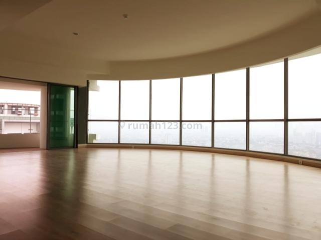 Apartemet St. Moritz The New Preseidential Suite Tower (204m², 3Kamar), Non Furnish , di Kawasan Puri Indah, Jakarta Barat., Puri Indah, Jakarta Barat