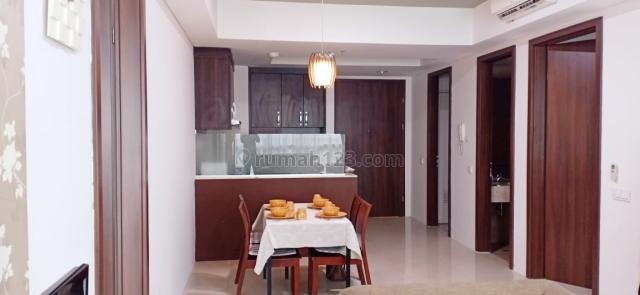 2BR Apartemen Lippo Kemang Tower Empire Bagus Nyaman & siap Huni, Kemang, Jakarta Selatan