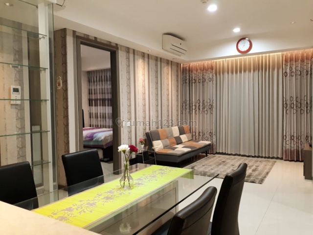 Apartemet St. Moritz The Royal Suite Tower (82m², 2Kamar), Furnish, di Kawasan Puri Indah, Jakarta Barat., Puri Indah, Jakarta Barat