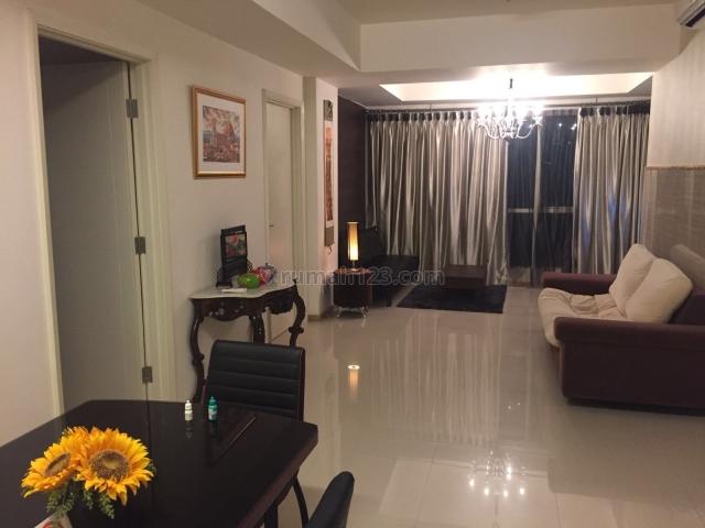 Nice Apartment @ Casa Grande Residence, 3 Bdr - Furnished, Cassablanca, Jakarta Selatan