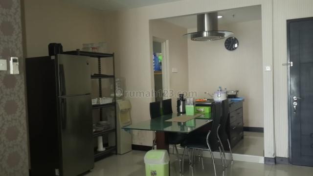 Apartment Cosmo Mansion Kebon Melati Jakarta Pusat 3BR, Lt18, Furnished (Ags), Kebon Melati, Jakarta Pusat