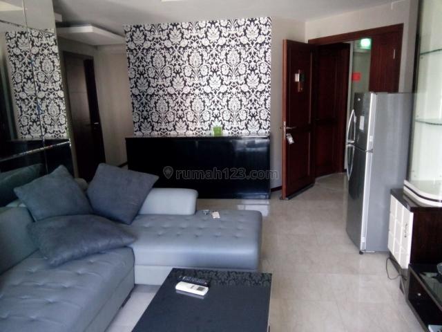 Apartemen Royal Mediterania Garden Residences,type 2 Bed Furnish, Tanjung Duren, Jakarta Barat