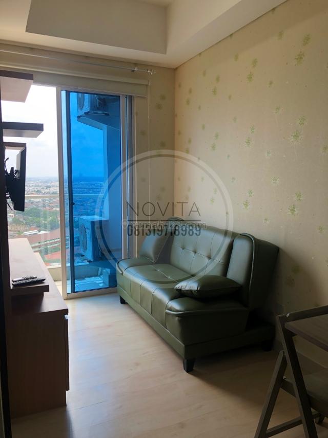 Apartemen Puri Mansion - 1BR Fully Furnished, Kembangan Selatan, Jakarta Barat