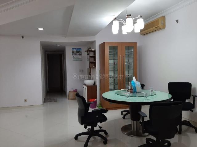 Taman Anggrek Condominium Apartment 3BR Harga 180 jt/thn, Grogol, Jakarta Barat