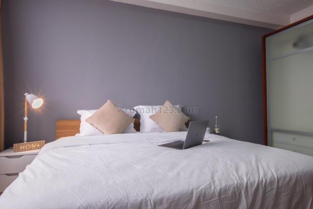 Apartemen Senopati, Queen Room in Shared Unit, SCBD Jakarta | Bayar Bulanan, Bendungan Hilir, Jakarta Pusat