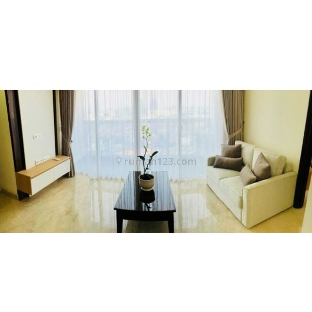 Apartment Menteng Park Diamond Type 2Bedroom & Furnished A0546, Cikini, Jakarta Pusat