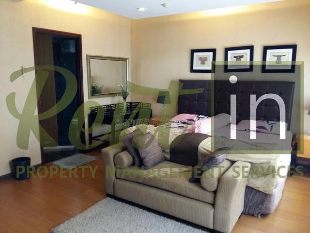 Apartemen Sudirman Park 2 Bedrooms Fully Furnished Bagus Siap Huni, Karet Tengsin, Jakarta Pusat