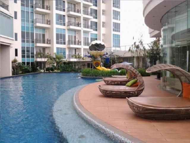Apartemen Ancol Mansion, 2BR, unfurnished, ada 3 unit, luas 120m2, 126m2, Ancol, Jakarta Utara