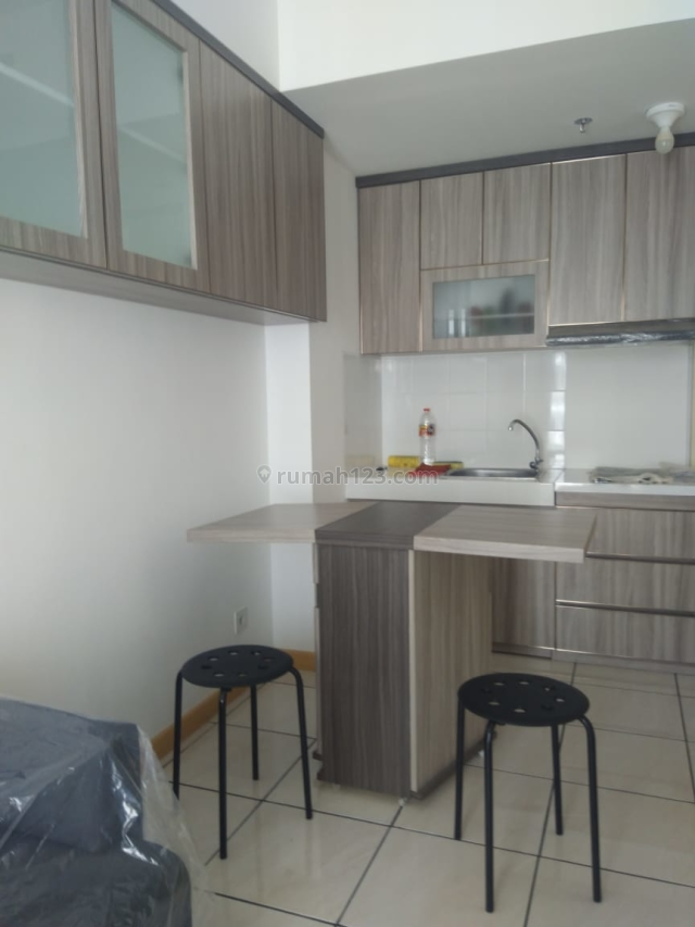 Apartemen M-Town Residence, Type 2BR, Full Furnish_(Ge), Gading Serpong, Tangerang