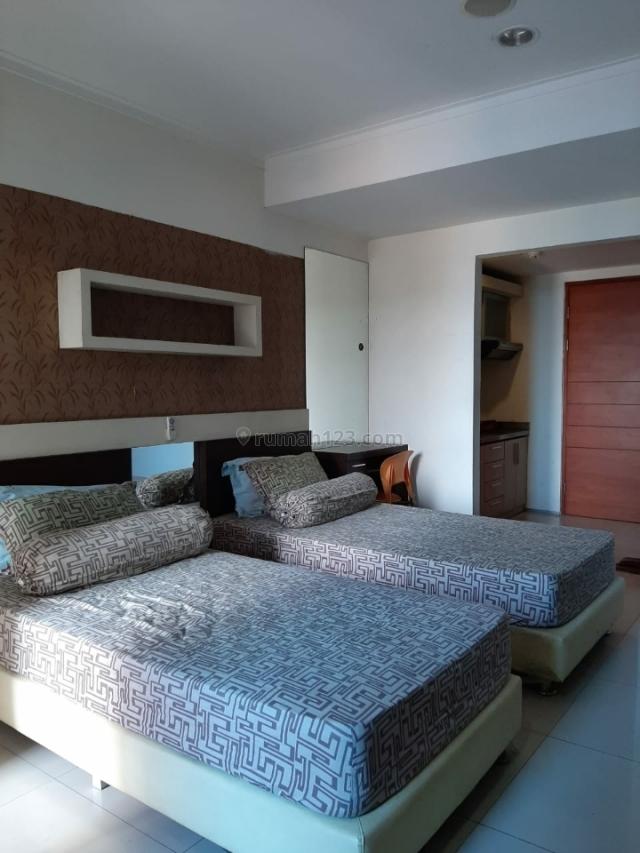 Apartemen High Point Bagus Full Furnish, Harga Terjangkau, Lokasi Strategis, Prospek, Wonocolo, Surabaya