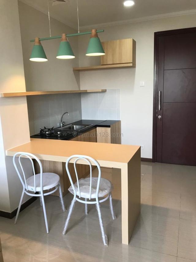 Apartemen Asatti, Type 1BR, Full Furnish_fr, BSD, Tangerang