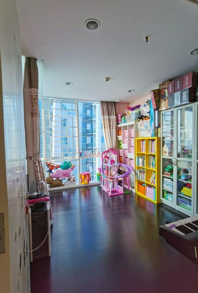 Apartemen Mewah Regatta 3 BR Semifurnish Siap Huni, Pantai Mutiara, Jakarta Utara