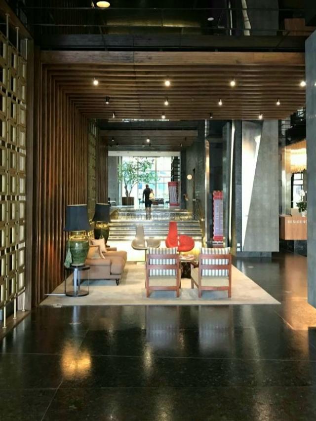 Apartemen RESIDENCE 8 @SCBD FULLY FURNISHED 76m 1BR  SERTIFIKAT, Senayan, Jakarta Selatan