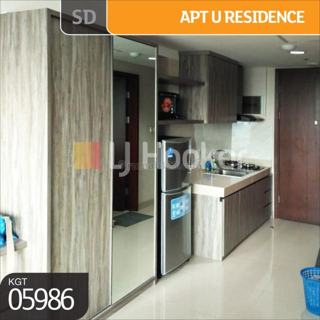Apartemen U Residence Tower 3 Lt.55 Karawaci, Tangerang, Karawaci, Tangerang
