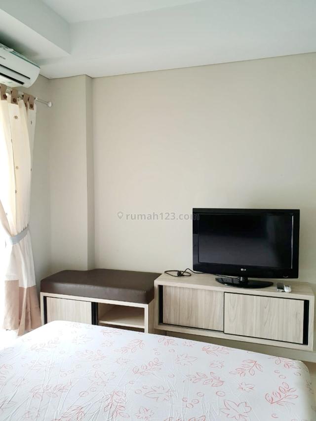 Apartemen Studio Full Furnish MetroPark Residence Kebon Jeruk, Kebon Jeruk, Jakarta Barat