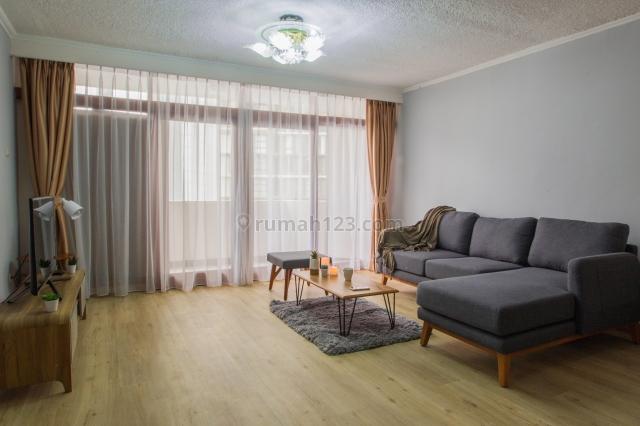 Senopati Apartment 3BR Fully Furnished @ SCBD Jakarta   Bayar Bulanan, Senopati, Jakarta Selatan