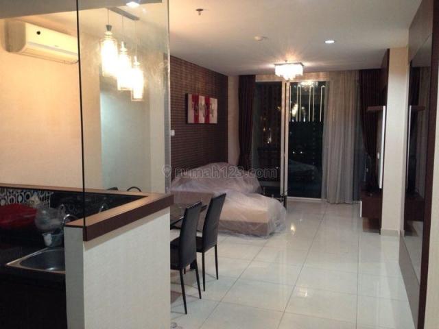 Apartemen Central Park 2 Bedroom Fully Furnished, Central Park, Jakarta Barat