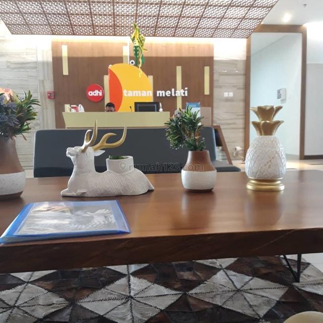 Apartemen Taman Melati Jogja Ready Fullfurnished dan kosong ada, Mlati, Sleman