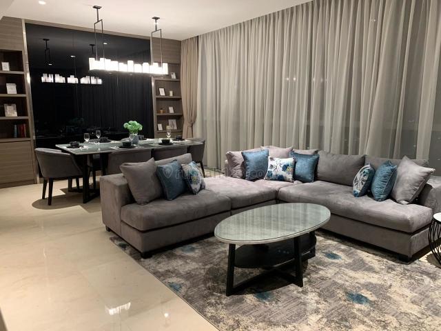 Harga Sangat Murah Apartemen Casa Domaine Type 3BR, Karet Tengsin, Jakarta Pusat