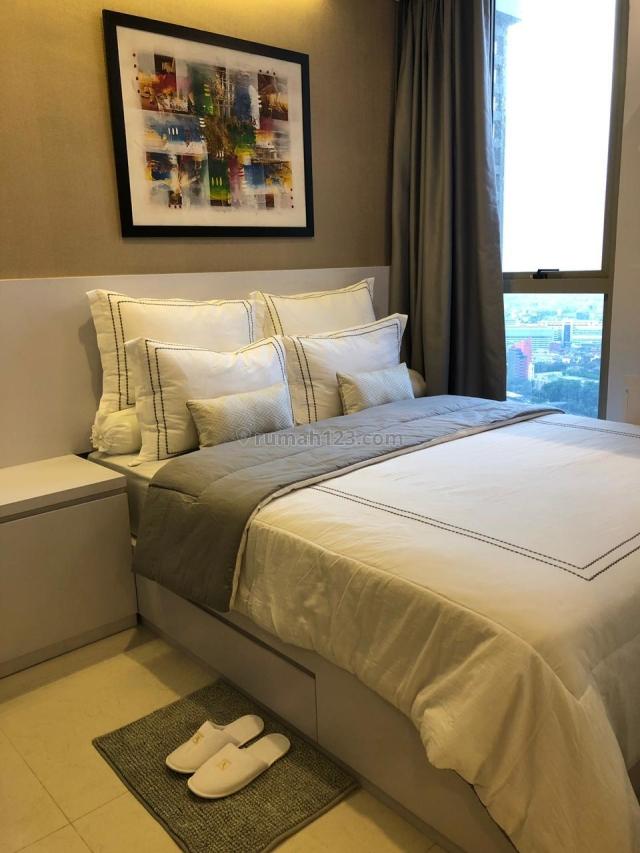 Apartment Taman Anggrek Residence 1Bed Fully Furnish Termurah, Kebon Jeruk, Jakarta Barat
