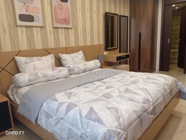 Pondok Indah Residence 1BR Maya Tower Siap Huni Furnished Low Floor, Pondok Indah, Jakarta Selatan