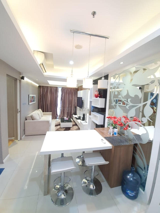 The Best Price for the Best Unit in Casa Grande Residence Connected to Kota Kasablanka Shopping Mall, 1/2/3 Bedrooms Private and Non Private Lift, Cassablanca, Jakarta Selatan
