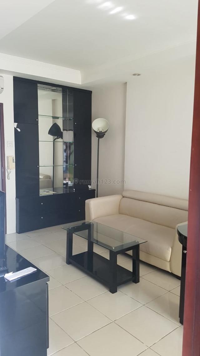 Apartemen Mediterania Garden 2 Tower H 2 Bedroom Full Furnished, Tanjung Duren, Jakarta Barat