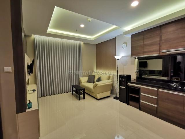 Apartement Ciputra International 2 BR - Puri Kembangan - Jakarta Barat - [Fully Furnished], Ring Road, Jakarta Barat