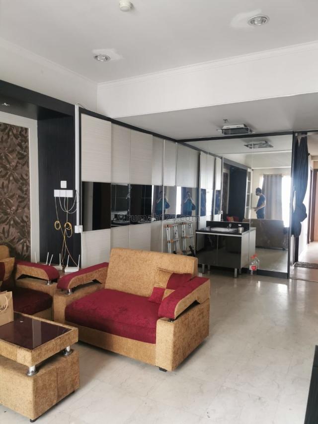 Royal Mediterania 3 Bed Full Interior Bgs & Mewah Murah Meriah View Kolam Siap Tinggal, Central Park, Jakarta Barat