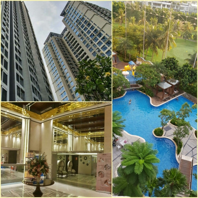 Apartemen Cantik The Mansion Kemayoran, Kemayoran, Jakarta Pusat